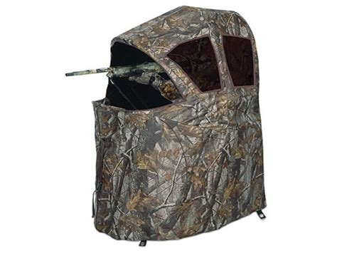 ameristep one man chair ground blind 34 x 45 x 54