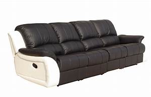 Tiefe Couch : voll leder 4er couch sofa relaxsessel relaxsofa ~ Pilothousefishingboats.com Haus und Dekorationen