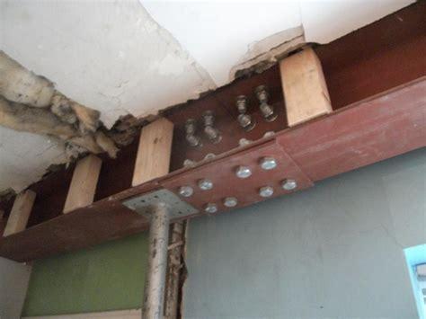 steel beam rsj  longer  wall  wall depth