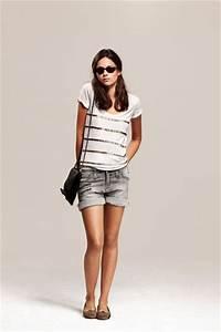 Tee Shirt Ete Femme : ikks femme collection mode printemps t 2011 ~ Melissatoandfro.com Idées de Décoration