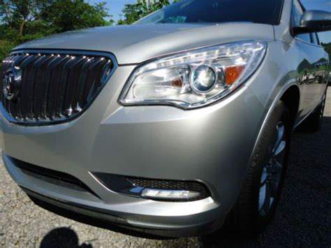 purchase   buick enclave base sport utility  door