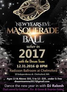 New Years Eve Masquerade Ball 2017 in Radisson Ballroom ...