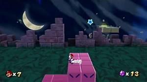 Super Mario Galaxy 2: Boo Moon Galaxy - Green Star 1 - YouTube