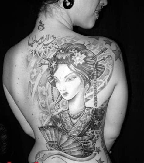 Studio Jack Tattoo Tattoo Gueixa  Tatuagem Feminina E