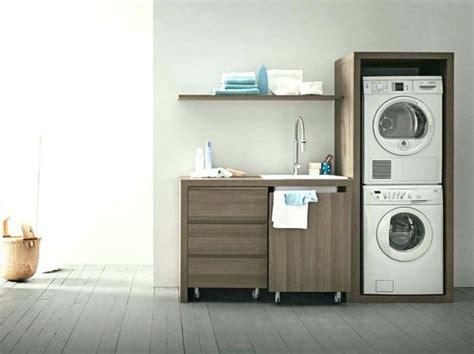 Schrank Für Waschmaschine Und Trockner