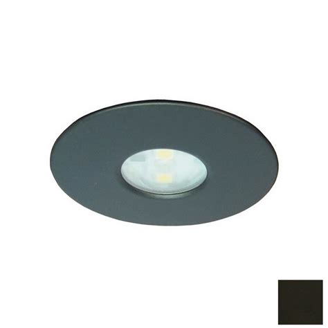 outdoor led puck lights shop dals lighting superpuck 2 63 in hardwired plug in