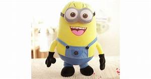 Buy Laughing Jorge Yellow Minion Soft Plush Toy Online at ...