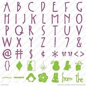 20 best images about scrapbooking cricut lyrical letters With cricut letters
