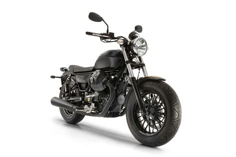 Modification Moto Guzzi V9 Bobber by V9 Bobber Moto Guzzi
