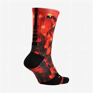 Nike LeBron 12 Witness Clothing Shirt Socks | SportFits.com
