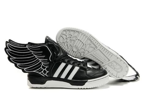 Fake Adidas Originals Jeremy Scott Wings & Tongues