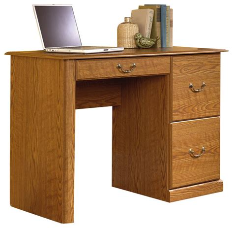 small wood computer sauder orchard hills small wood computer desk in carolina