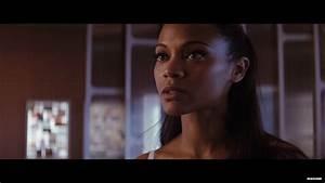Zoe Saldana | Star Trek screencaps - Zoe Saldana Image ...