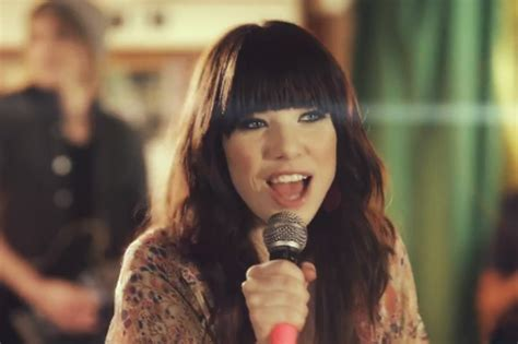 Carly Rae Jepsen's 'call Me Maybe'