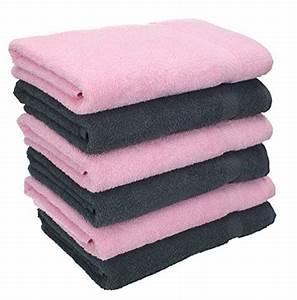 Handtücher 50x100 Günstig : rosa handtuch sets und weitere badtextilien g nstig online kaufen bei m bel garten ~ Orissabook.com Haus und Dekorationen