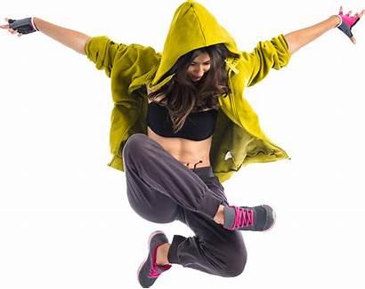 Dance Dancer Clipart Hop Hip Transparent Dancing