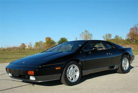 how things work cars 1989 lotus esprit parental controls 29k mile 1989 lotus esprit turbo bring a trailer