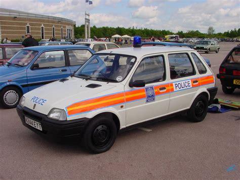 File:263 - November 1992 Metropolitan Police Rover Metro 1 ...