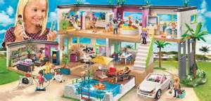 playmobil schlafzimmer modern luxury mansion from playmobil clever luxe