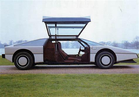 aston martin bulldog   concept cars