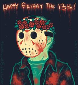 Happy Friday the 13th! by Scarfowl on DeviantArt