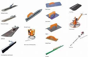 Concrete Colour Solutions - Concrete Tools and Equipment