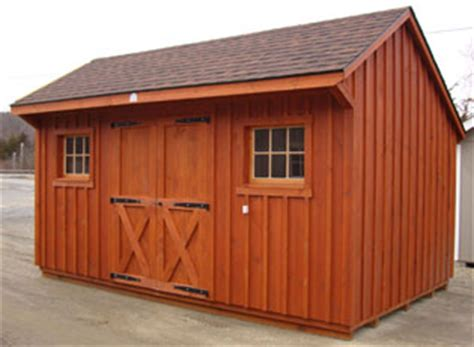 bay sheds hook ny bayhorse gazebos barns custom order board batten sheds