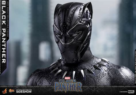 Black Panther Scale Figure Hot Toys Sideshow