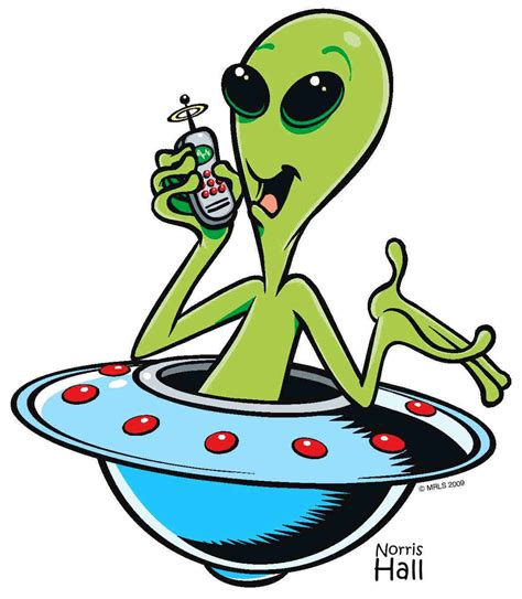 Alien Spaceship Clipart, Download Free Clip Art on Clipart Bay