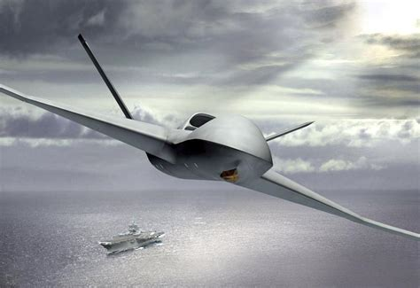 General Atomics Sea Avenger Unmanned Carrier-Launched ...