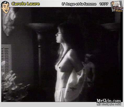 Carole Laure Nue Dans L Ange Et La Femme