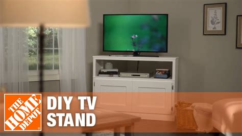 diy tv stand   build  tv stand simple wood