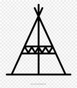 Teepee Coloring Indian Tent Reduced Clipart K12 Academy International Pikpng Complaint Copyright sketch template
