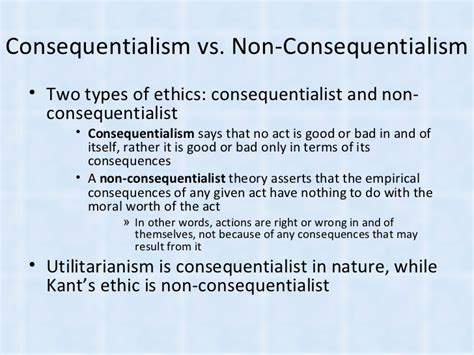 Ethical Consequentialism Gallery