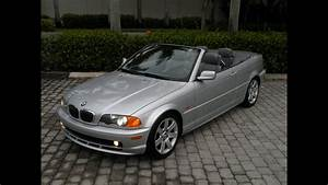 2001 Bmw 3 Series 325ci Convertible Fort Myers Florida