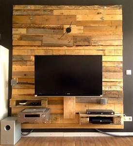 Ideen Tv Wand : ber ideen zu tv wand auf pinterest tv wand ~ Lizthompson.info Haus und Dekorationen
