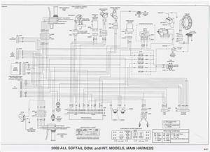 1994 Harley Davidson Softail Wiring Diagram  U2013 Fasett Info
