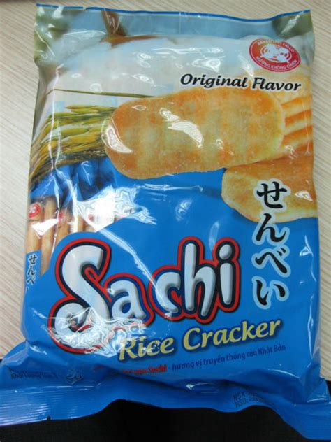 sachi rice crackers products sachi rice crackers
