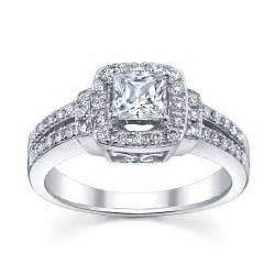 princess halo engagement rings princess cut halo engagement ring trends for princess cut engagement rings beautiful