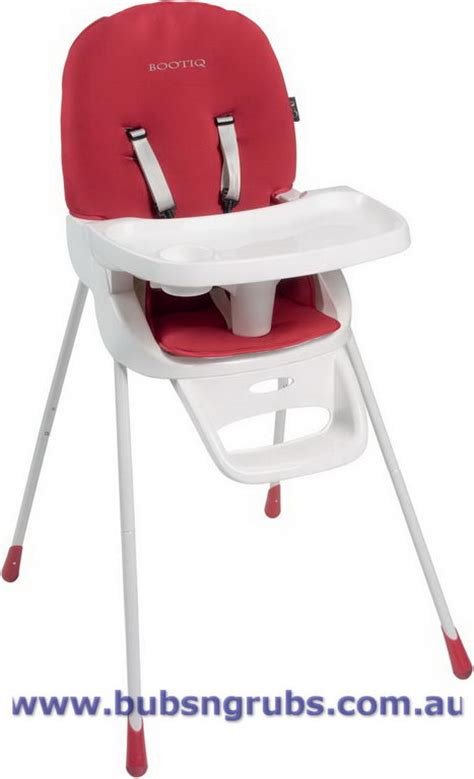 bootiq grow with me high chair