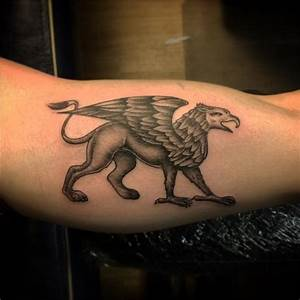 17+ Griffin Tattoo Designs, Ideas Design Trends