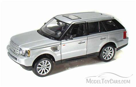 Range Rover Sport Suv, Silver