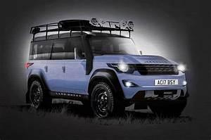 Nouveau Land Rover Defender : un nouveau 4x4 defender land rover attendu pour 2019 ~ Medecine-chirurgie-esthetiques.com Avis de Voitures