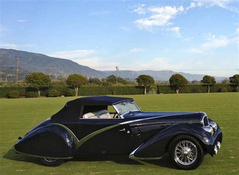 Delahaye 135 For Sale by 1936 Delahaye 135 For Sale 1792713 Hemmings Motor News