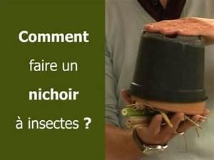 Nichoir A Insecte : comment faire un nichoir insectes pratiks ~ Premium-room.com Idées de Décoration