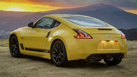 2018 Nissan 370Z Heritage Edition at Sunset HD Wallpaper ...