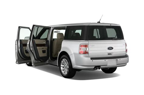 2018 Ford Flex Reviews And Rating Motor Trend