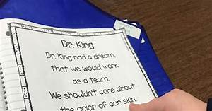 Daughters And Kindergarten Martin Luther King Poems For Kids