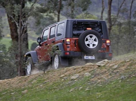 Jeep Wrangler Off Road Wallpapers