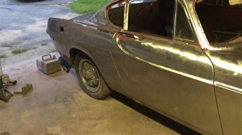 Volvo Restoration by Volvo P1800 Restoration Part 9